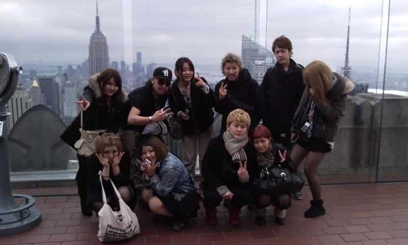 NY観光!