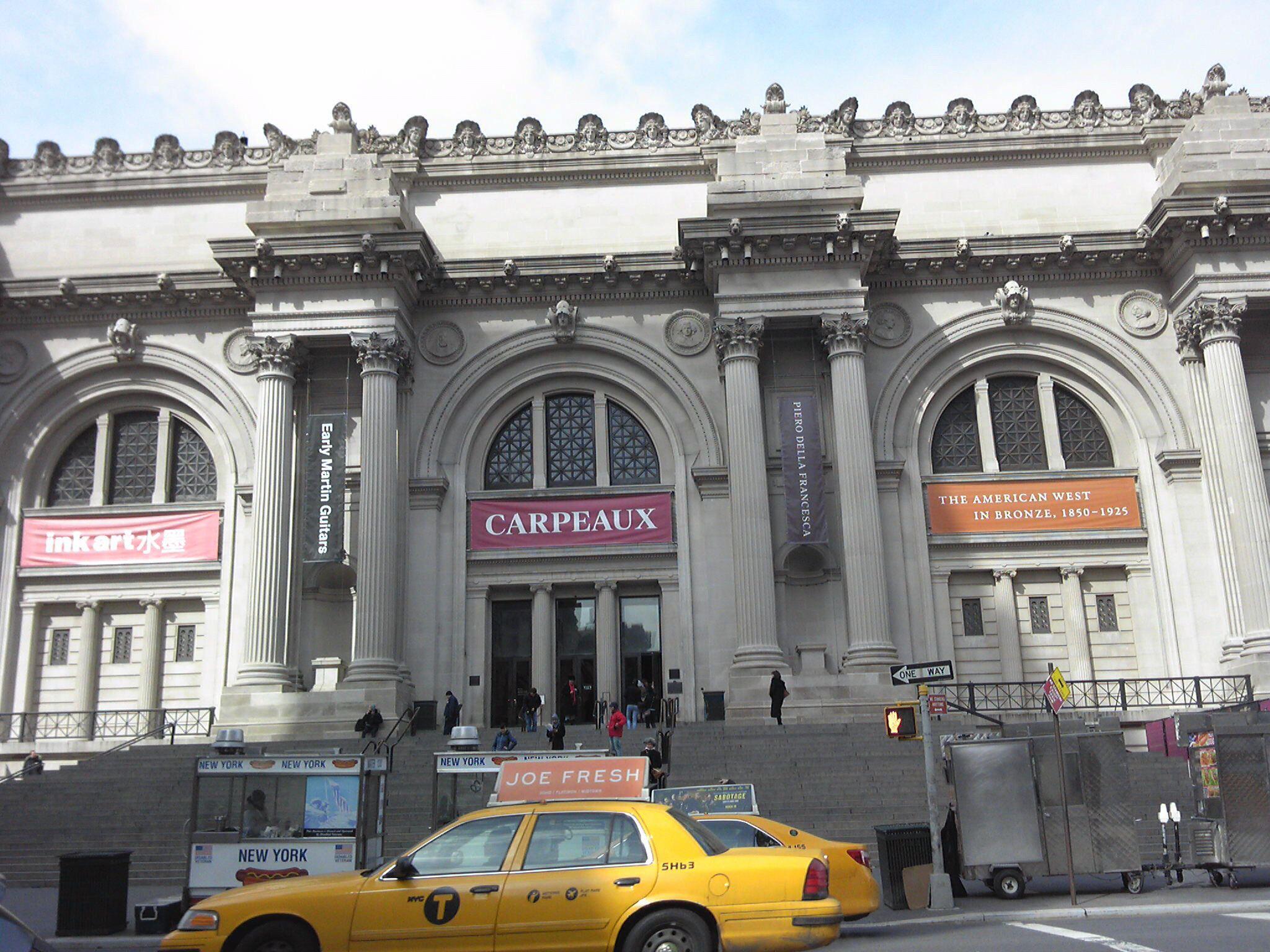 メトロポリタン美術館。